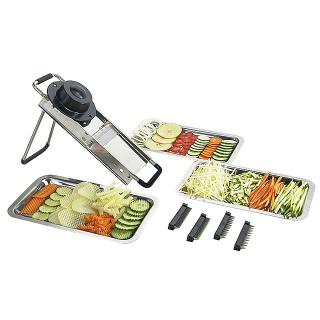 Manual slicer and grater