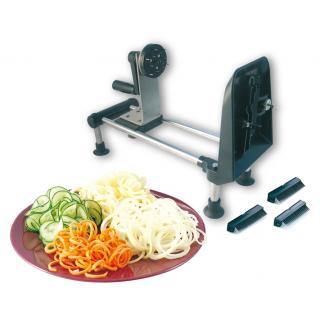 Vegetable-fruit spiralizer