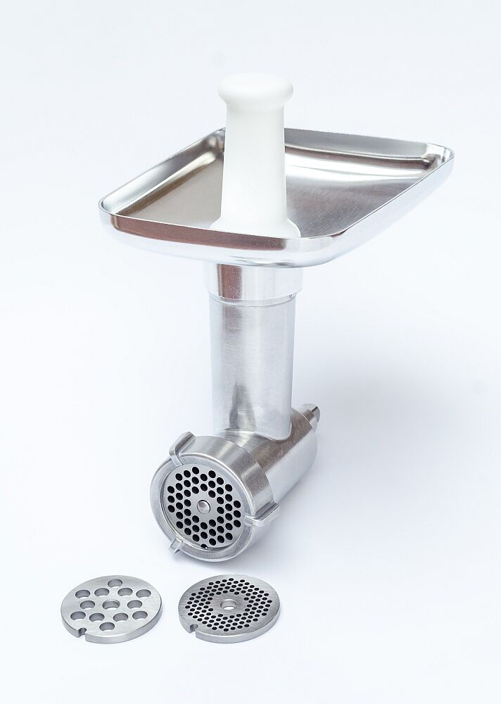 Jupiter meat mincer attachment made of metal for KitchenAid stand mixers