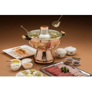 LOUIS TELLIER electric chinese fondue appliance