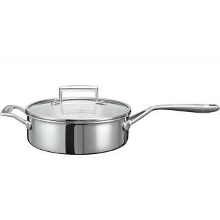 KITCHENAID serpenyő fedővel 24cm