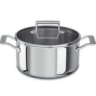 KITCHENAID lábas fedővel 24cm