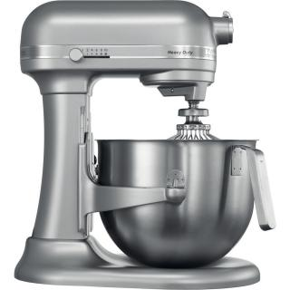 KITCHENAID Heavy Duty stand mixer with stainless steel bowl - silver metallic