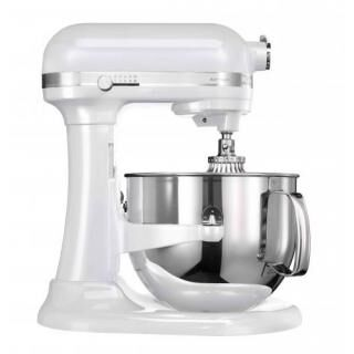 KITCHENAID Artisan Profi stand mixer with stainless steel bowl - frosted pearl