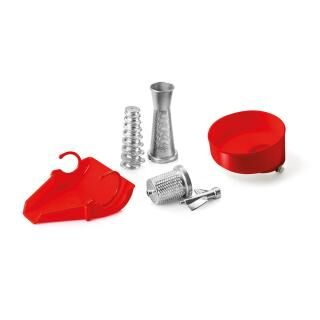 TRE SPADE Accessory kit for TC-8 INOX manual meat mincer