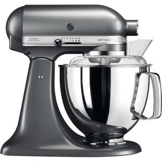 KITCHENAID Artisan stand mixer medallion silver