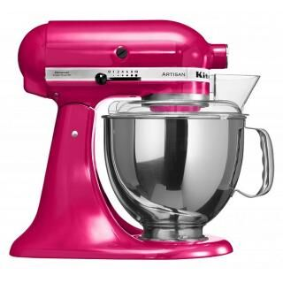 KITCHENAID Artisan stand mixer raspberry ice