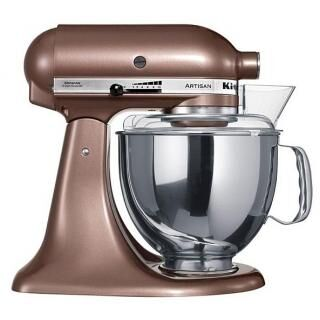 KITCHENAID Artisan stand mixer apple cider
