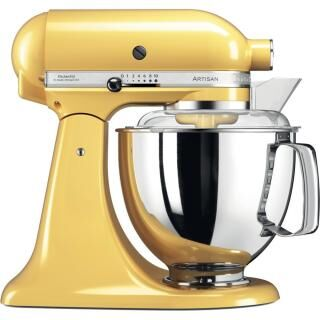 KITCHENAID Artisan stand mixer yellow