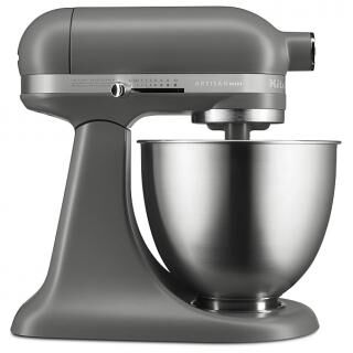 KITCHENAID Mini stand mixer matte grey