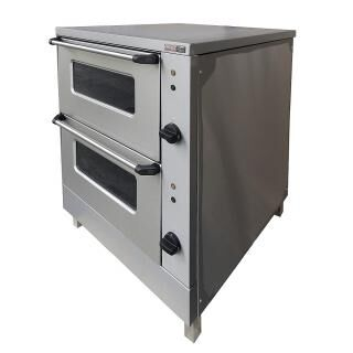 ELEKTHERMAX Electric static oven, 2 chamber