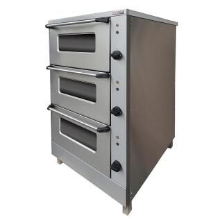 ELEKTHERMAX Electric static oven, 3 chamber
