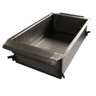 GÁZGRILL BG-1 L scone frier pan - steel