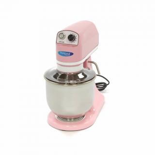 MAXIMA MPM 7 planetary mixer in PINK color