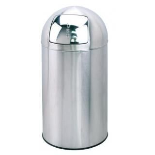 SARO AD 253 Waste Bin with Push Lid