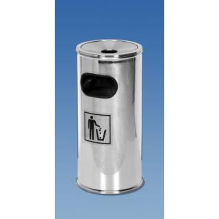 SARO Remco wastepaperbasket with ashtray