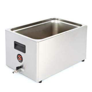 SAMMIC insulated tank for sous vide immersion circulator -28 Liters