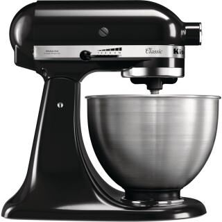 KITCHENAID Classic stand mixer onyx black