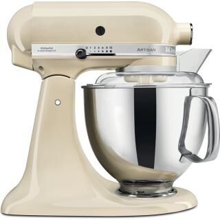 KITCHENAID Artisan stand mixer almond cream