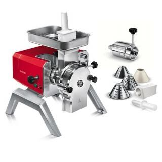 TOOLLIO Universal kitchen robot + cheese grater and vegetable cutter