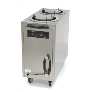 MAXIMA plate warmer - double