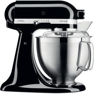 KITCHENAID Artisan stand mixer Onyx black