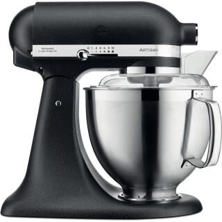 KITCHENAID Artisan stand mixer cast iron black
