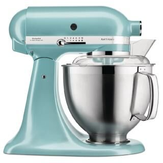 KITCHENAID Artisan stand mixer azzure blue