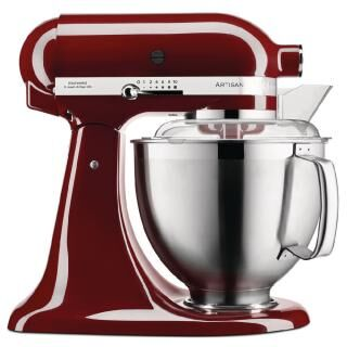 KITCHENAID Artisan stand mixer Crimson Red