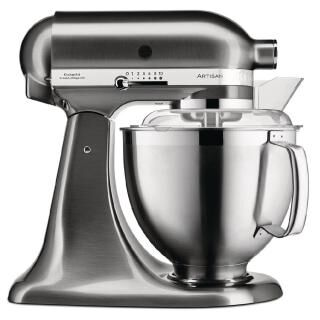 KITCHENAID Artisan stand mixer brushed nickel