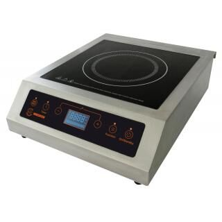 HORECATECH induction cooker with double fan