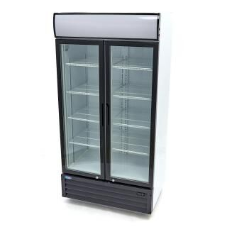 MAXIMA Display bottle cooler 800L