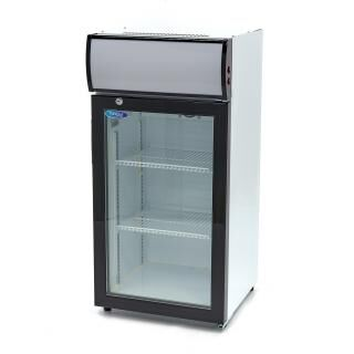 MAXIMA Display bottle cooler 80 L