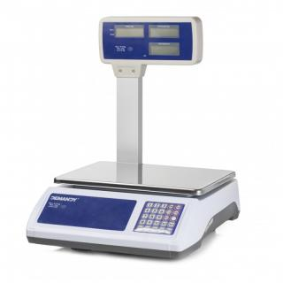 ACS-L5 15kg retail scale with Pole Display