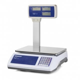 ACS-L5 30kg retail scale with Pole Display