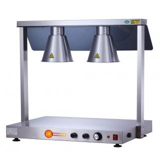 HORECATECH RS565 hot plate with infrared lamps