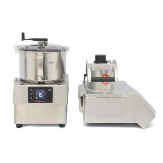 SAMMIC CK-35V universal vegetable preparation machine with cutter bowl