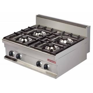 ARISCO GR721-S gas cooker 4 burners