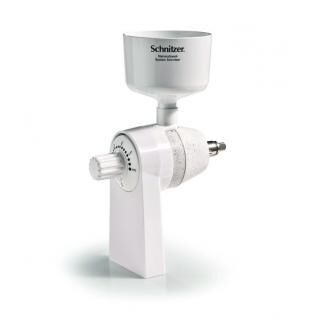 JUPITER grain mill with stone grinder for KitchenAid stand mixers