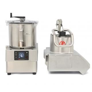 SAMMIC CK-48V universal vegetable preparation machine with cutter bowl