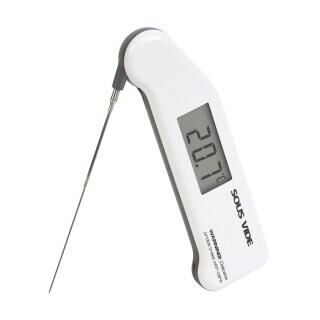 LOUIS TELLIER digital sous vide thermometer with core probe