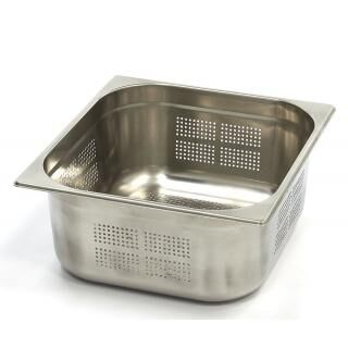 MAXIMA GN 2/3 perforated container 150 mm deep