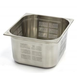MAXIMA GN 2/3 perforated container 200 mm deep