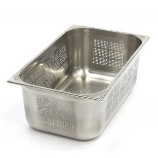 MAXIMA GN 1/1 perforated container 200 mm deep