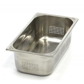 MAXIMA GN 1/3 perforated container 100 mm deep