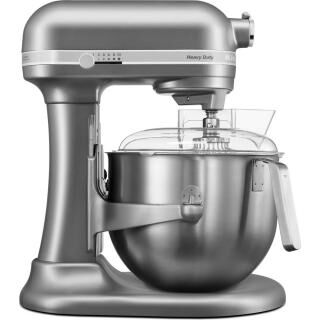 KITCHENAID Heavy Duty stand mixer with stainless steel bowl - silver