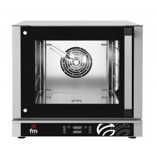 FM RXDL-384 combi oven 4 trays (430x340mm or GN2/3)