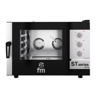 FM STB-604 M combisteamer 4 trays (600x400 or GN1/1)