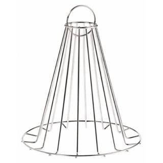 LOUIS TELLIER stainless steel sausage stand