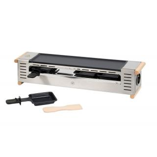LOUIS TELLIER professional raclette for 4 persons